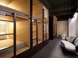 The Pod Hotel Singapore