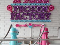 The Fabulous Frozen Factory by Jakob Gomez