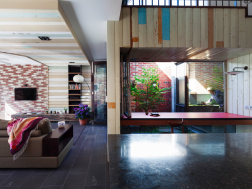Rolston St house by Wilson iD