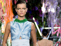Dior's floral wonderland 2014 Spring Summer collection
