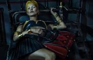 Dsquared, Kate Moss+Alexander McQueen & Prada Spring Summer 2014
