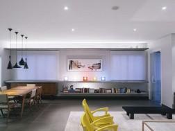 Sao Paulo apartment by FCstudio