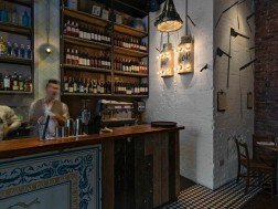 The chop shop London by 44th Hill