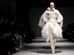 Gareth Pugh Ready To Wear Collection Fall Winter 2014 Paris