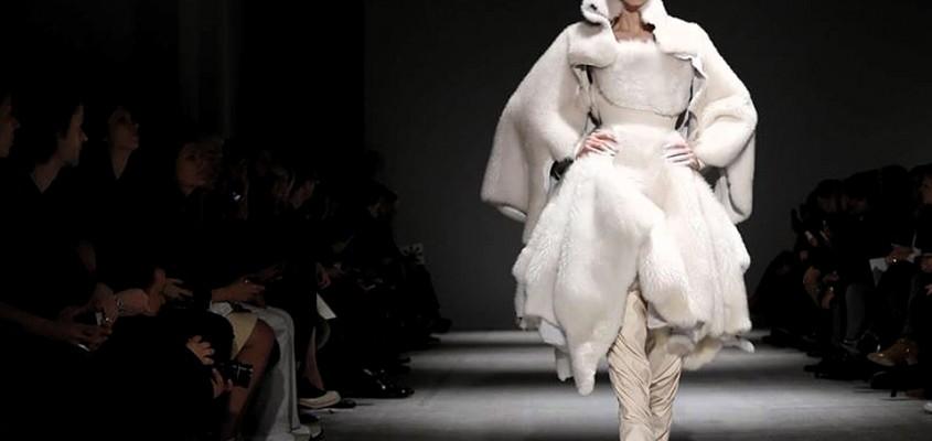 Gareth Pugh Ready To Wear Collection Fall Winter 2014 Paris