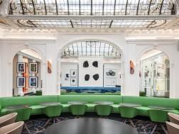 Hôtel Vernet by François Champsaur