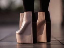 Rectangle Shoes by Maria Nina Vaclavek