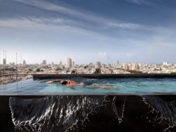 Tel Aviv penthouse by Pitsou Kedem