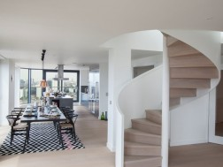 East London penthouse by Amos and Amos