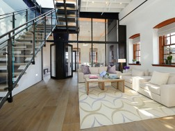 New York loft byTurett Collaborative Architects