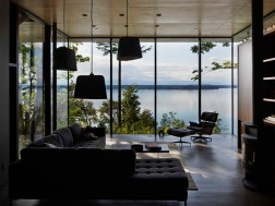 Case Inlet house by MW works