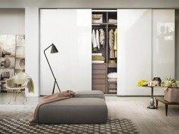 Lema customised Italian Wardrobe and Shelving Systems