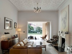 Chiswick home by Found Associates