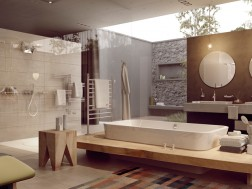 Bathroom Butler accessories by Bathe