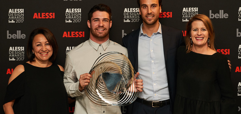 Belle – Alessi Design Awards 2017 winner