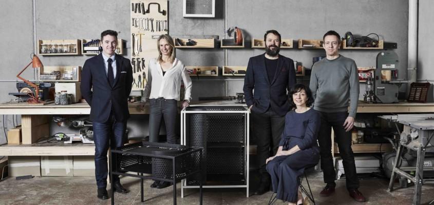 Grazia & Co + Techne = artistic partnership