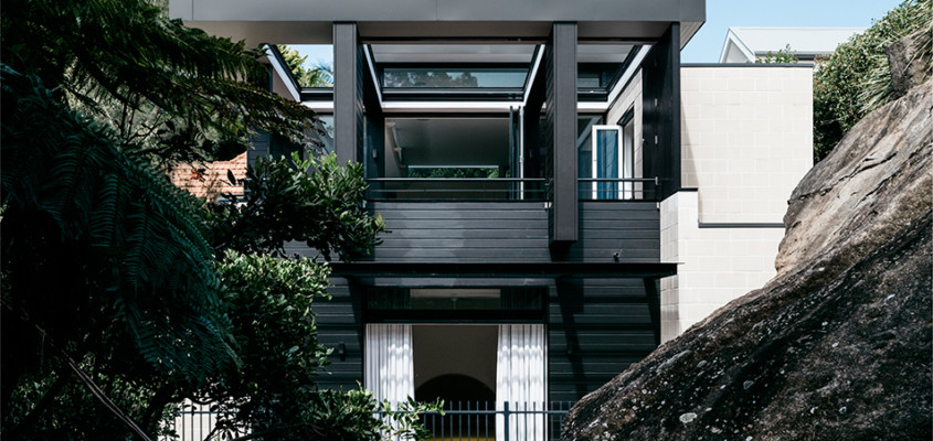 A simple palette – Woollahra