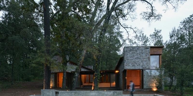 Stone Cabin – Mexico