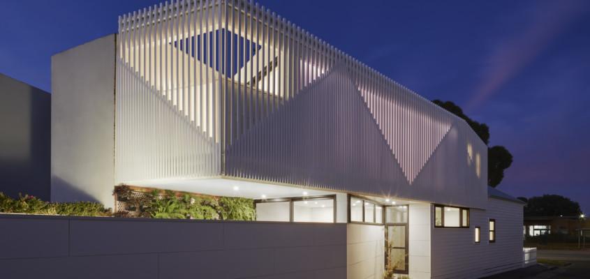 Downside Up House – Melbourne