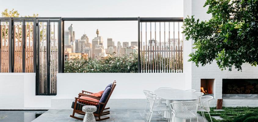 Cleveland Rooftop wins at Frame Awards