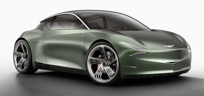The electric city car – Mint