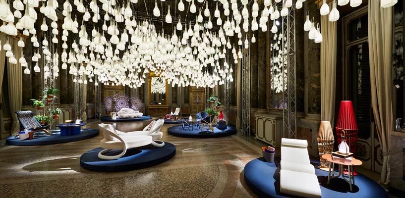 Louis Vuitton at Milan Design Week