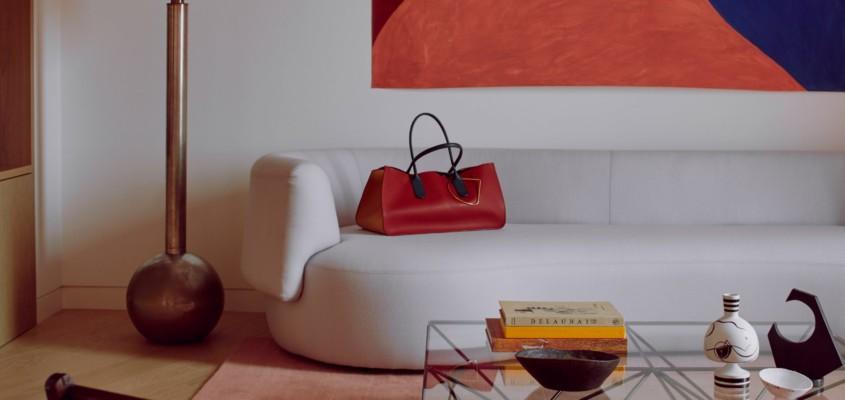 Dream Space by fashion designer Roksanda Ilincic