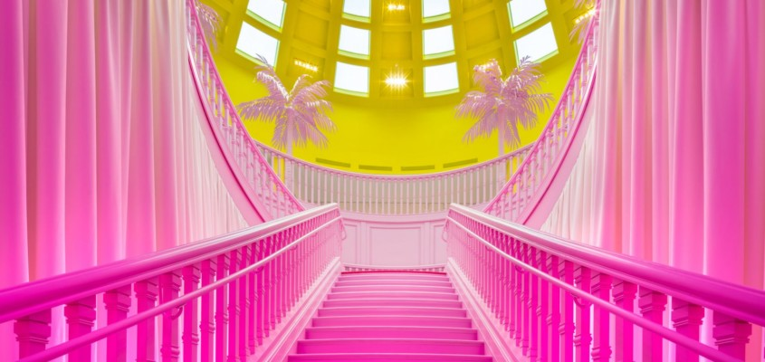 The Louis Vuitton X exhibition