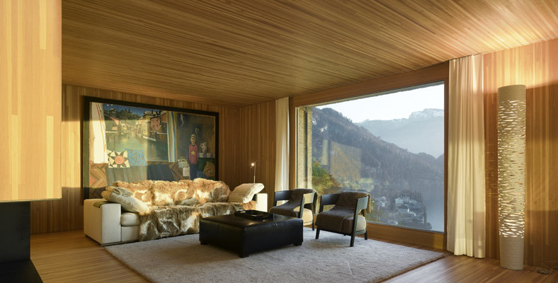 A house within a house – Switzerland