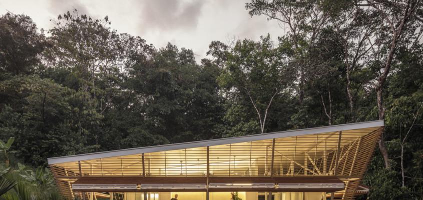 No Footprint House – Costa Rica