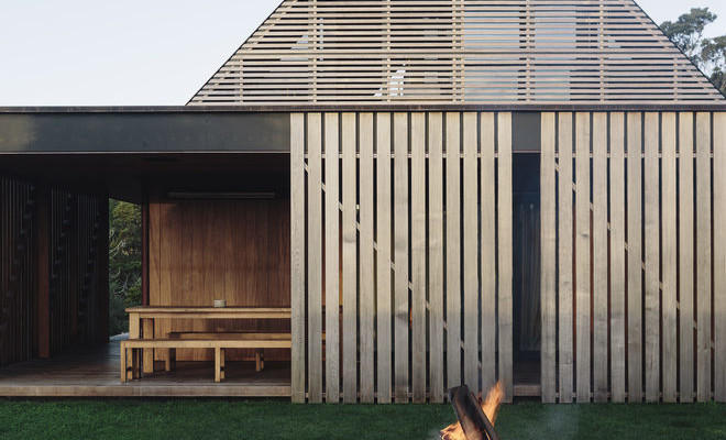 Reworking a vintage timber collection – NZ