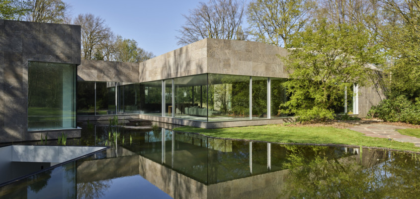 Pond House – Revisited