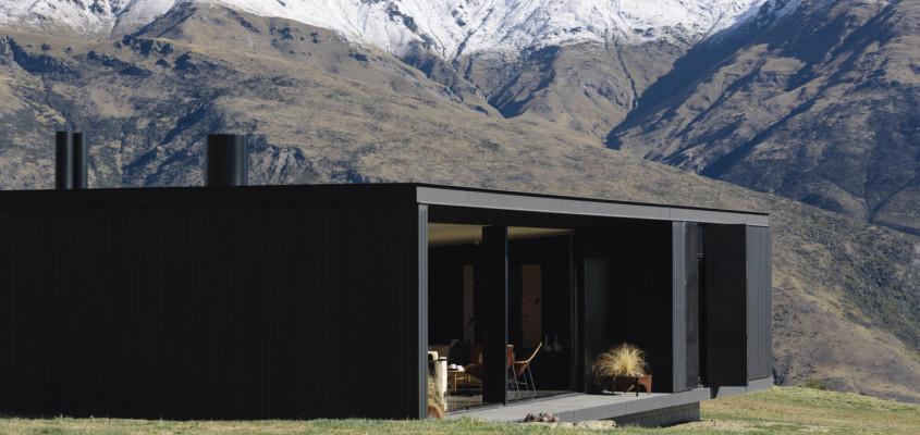 Alpine house in Queenstown NZ