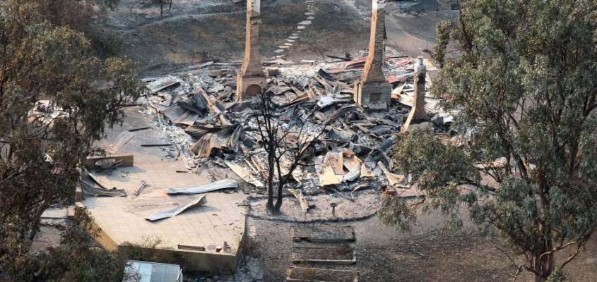 Pro bono design – rebuilding bush-fire Australia