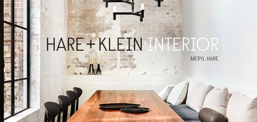 Hare + Klein Interiors – Book