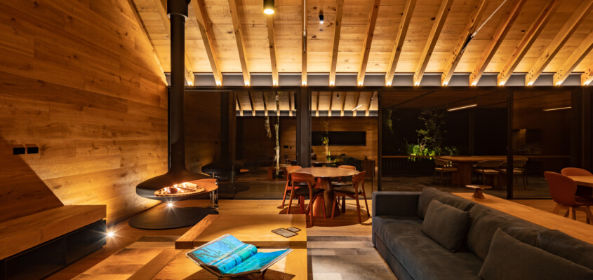 Cabin-style home – Mexico