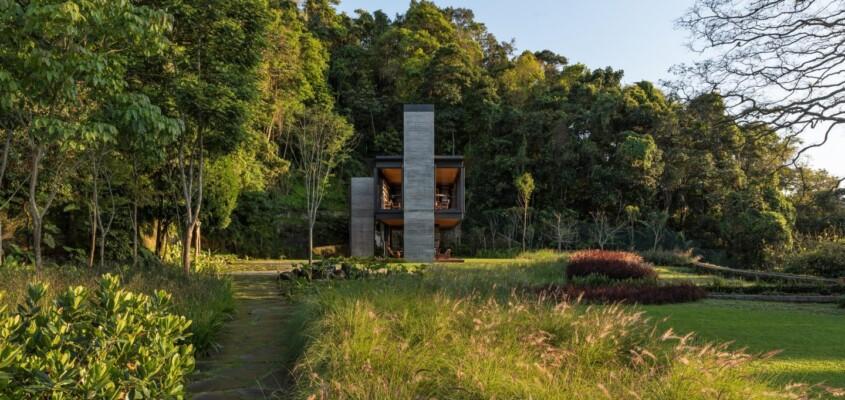 Secluded jungle hideaway –  Rio de Janeiro