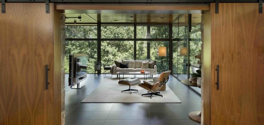 Midcentury summer home – USA
