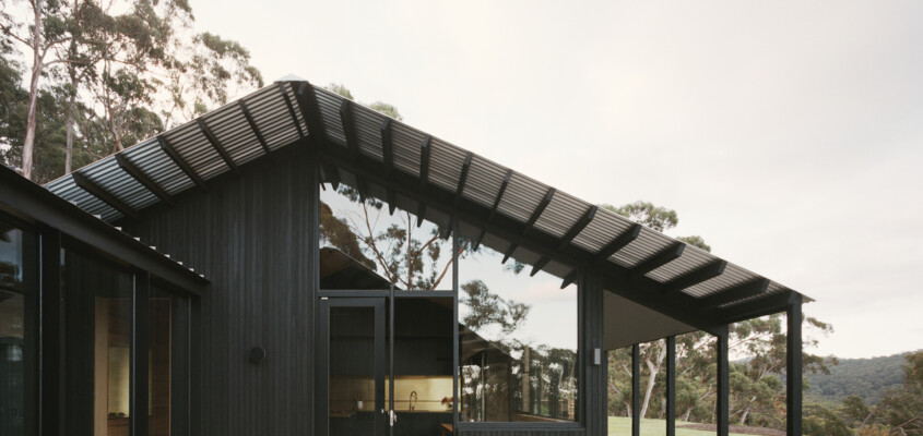 Two Sheds house – Victoria
