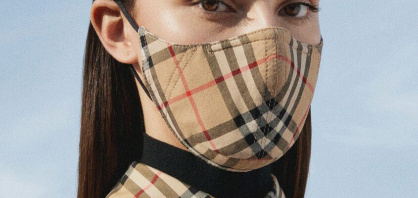 Burberry and Louis Vuitton – Mask Off