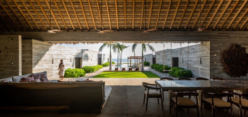 Family beach compound – Mexico
