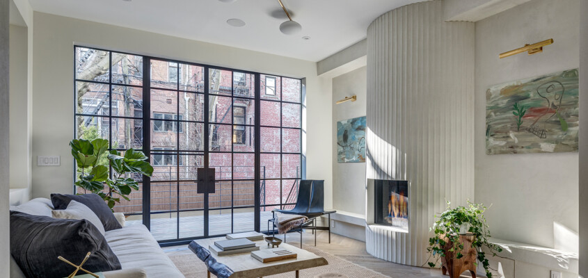 Arched home – Brooklyn