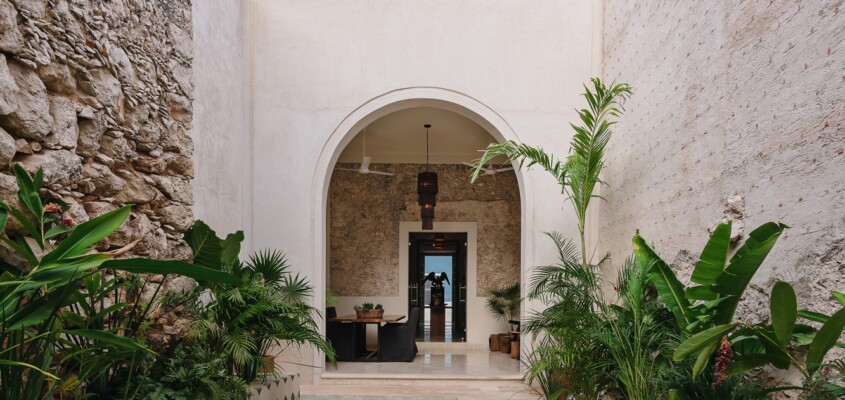 Colonial architecture of Yucatan