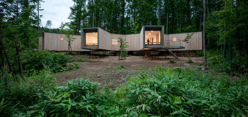 A House in the Forest – Japan