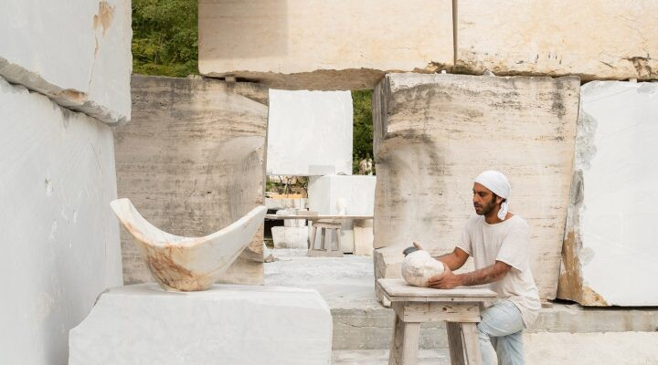 Timeless and alluring marble artist – Carrara Italy