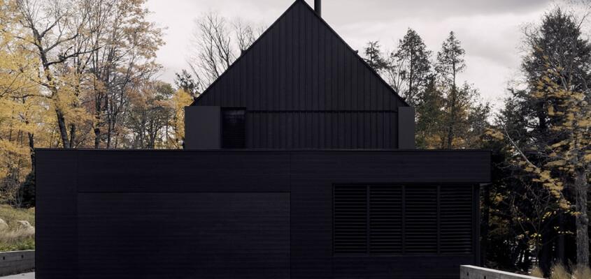 Lac Tremblant House – Canada