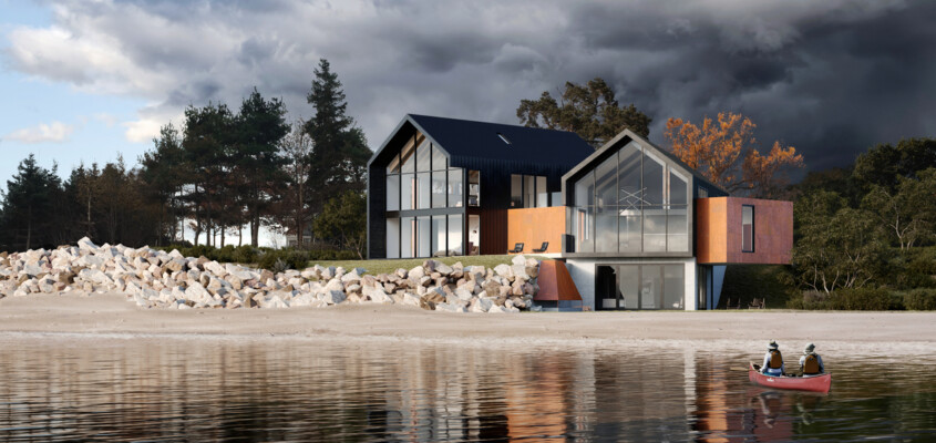 Black Point Residence – Canada