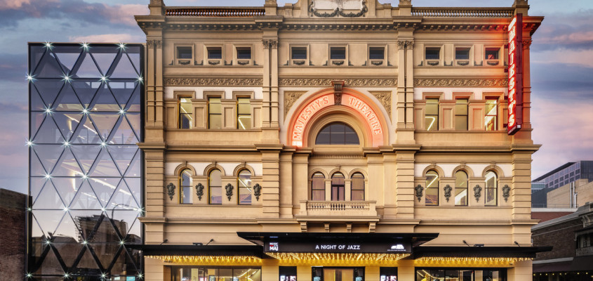 Her Majesty's Theatre – Adelaide