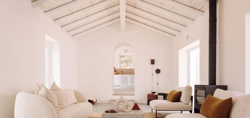 Portugal farmhouse luxury escape