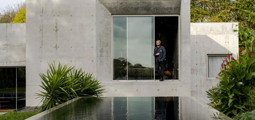 The Concrete House – UK